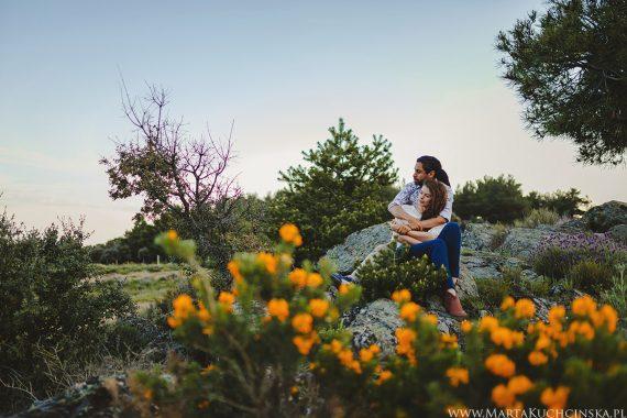 Sesja narzeczeńska w Hiszpanii / Engagement shoot in Spain