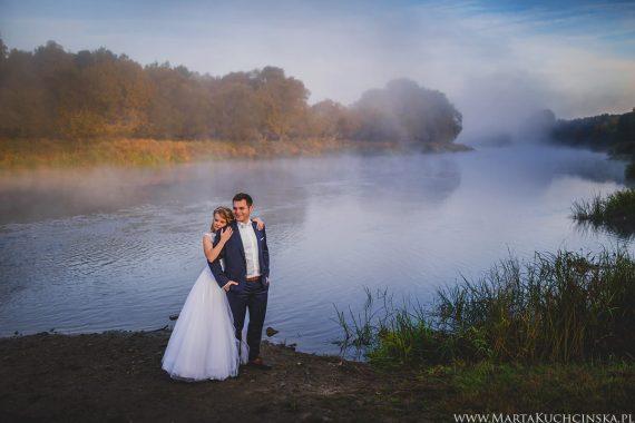 Paulina i Tomek / Fotograf ślubny Wągrowiec